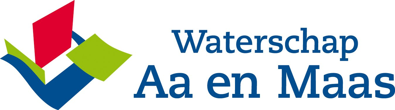 logo Waterschap Aa en Maas, Pro Flora et Securitate 2016